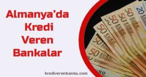 almanyada kredi veren bankalar