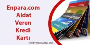 enpara aidat veren kredi kartı
