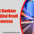 Ziraat Bankası Hızlı Dijital Kredi Başvurusu